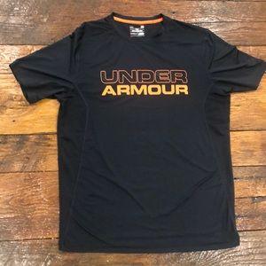 Under Armour Men's fitted heat gear shirt